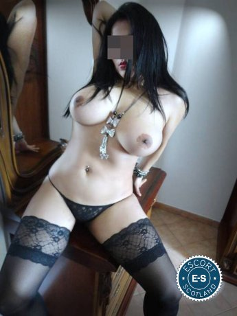 Monica Latina is a sexy Spanish escort in Inverness, Highland