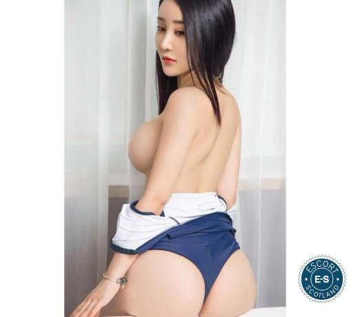 Suki is a hot and horny Japanese Escort from Edinburgh