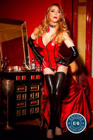 Gaia20cm TS is a hot and horny Italian escort from Glasgow City Centre, Glasgow