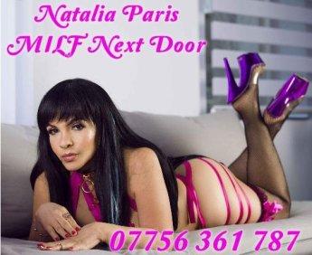 Milf Natalia - escort in Dundee
