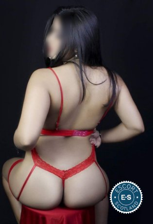 Spend some time with Julia in Aberdeen; you won't regret it
