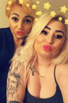 Naughty Duo Karina & Valentina - escort in Aberdeen